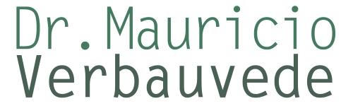 Instituto Dr. Mauricio Verbauvede Logo