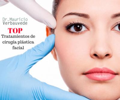 Tratamientos de cirugía plástica facial
